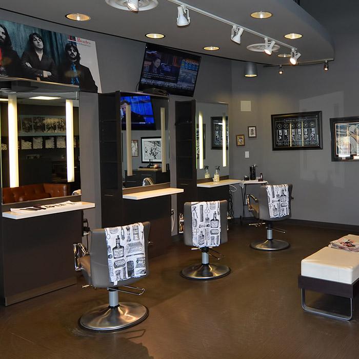 FAME International Salon & Spa - Barbershop1