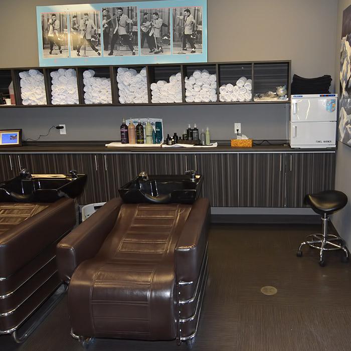 FAME International Salon & Spa - Barbershop3